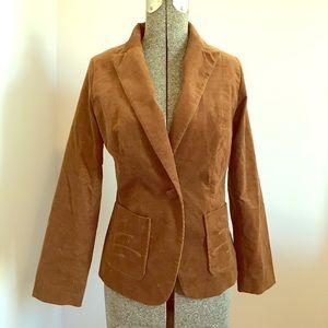 Corduroy blazer retro 70's style.. so in!